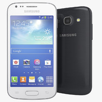 3d samsung galaxy ace 3 model