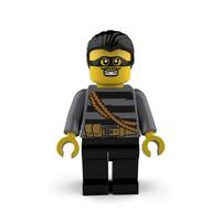 Crook 1 Lego