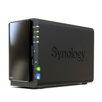 synology ds213 3d max