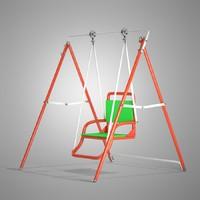 swing set 3d 3ds