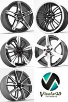 Alutec wheel rims