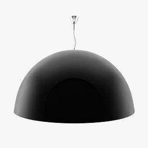 3d x-large avico lamp