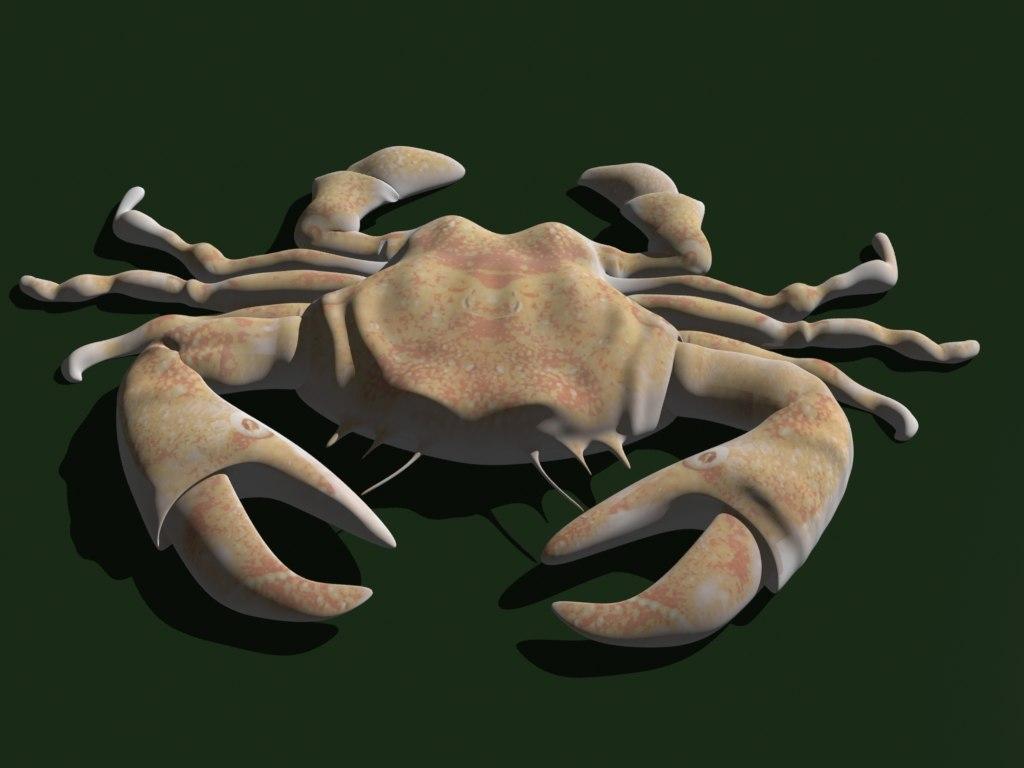 dxf crab
