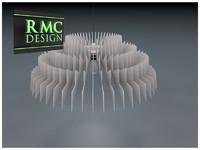 chandelier 10 rmc c4d