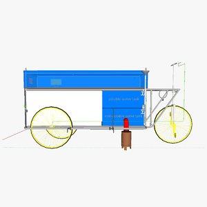 mobile shelter 3ds