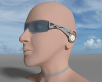 3ds max augmented reality glasses