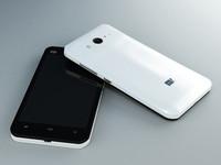 free 3ds model cellphone xiaomi mi2s