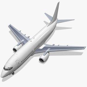 boeing 737-300 3d max