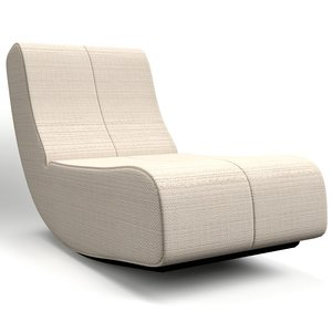 rocking chair obj