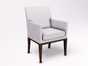 3d bpa international debbie chair