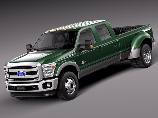 3ds max hd super pickup f
