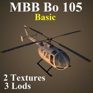 mbb 105 basic max