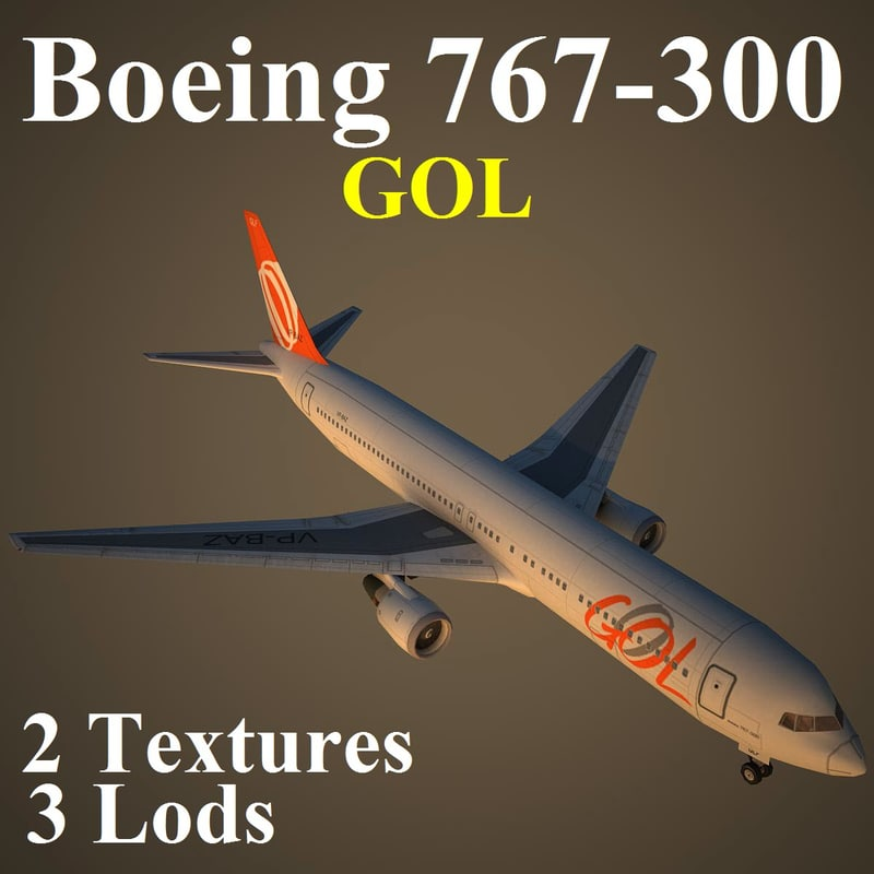 boeing 767-300 glf max