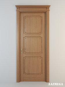 photorealistic legnoform falegnameria classica 3d max