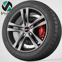 wheel Mak Zenith