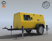 3d max movable generator
