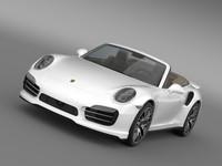 3dsmax porsche 911 turbo s