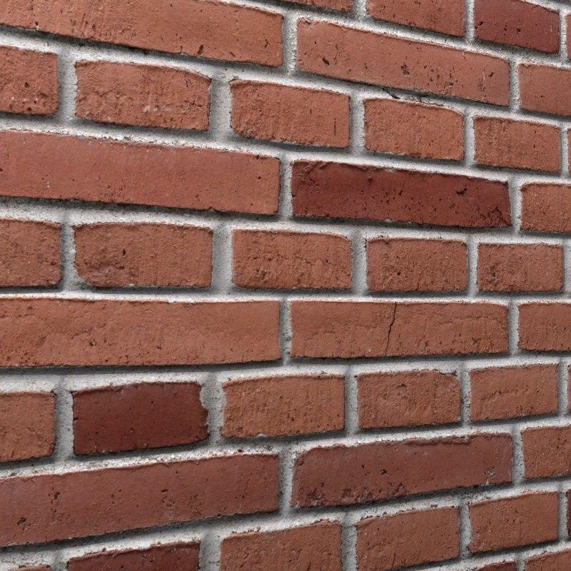 obj brick wall 10