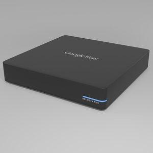 google fiber network box max