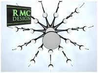 chandelier 07 rmc 3d model