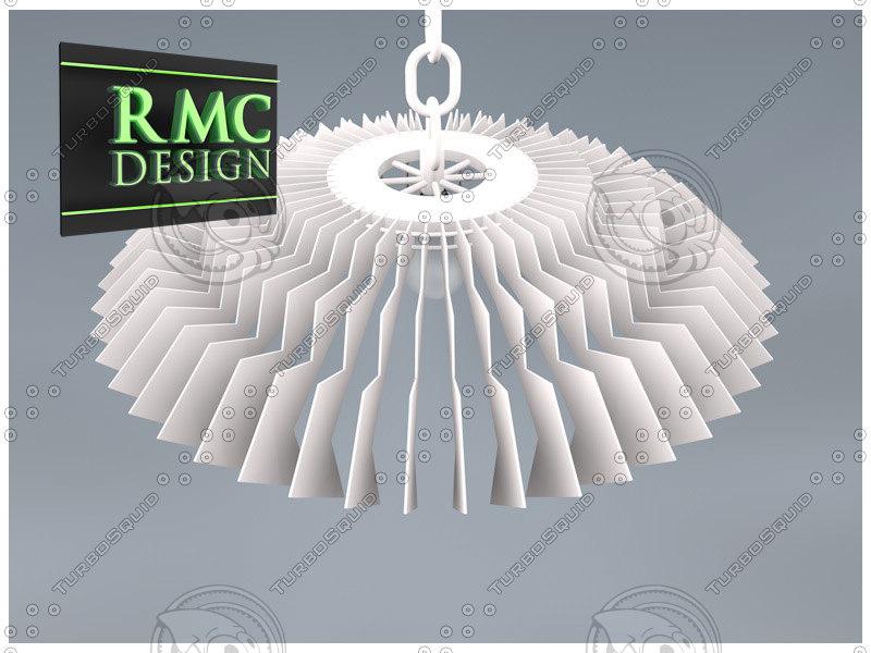 chandelier 09 rmc 3d model