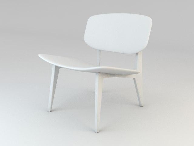 max plc lounge chair