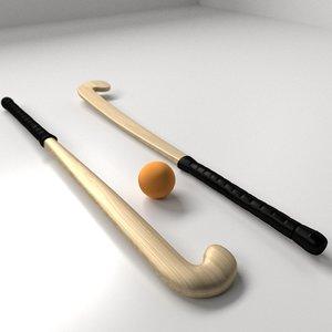 hockey stick max