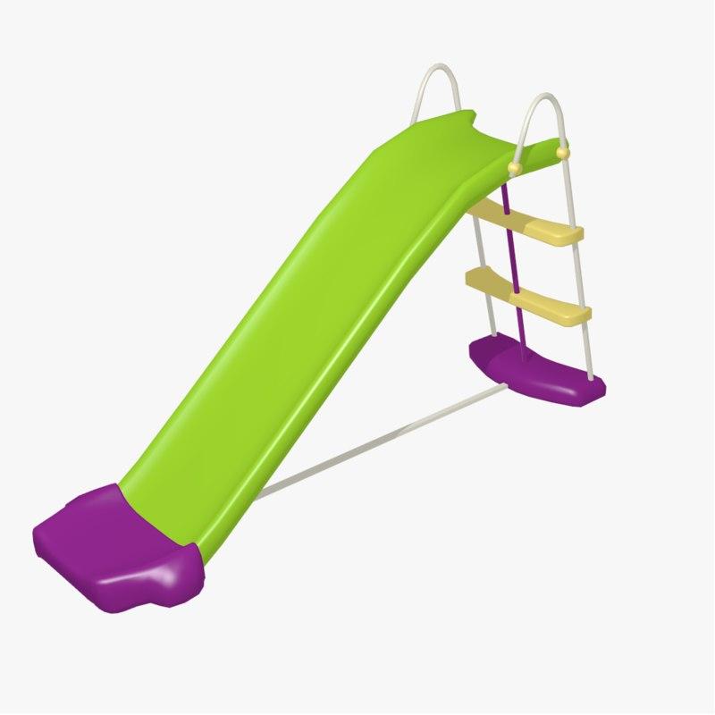 kid s slide 3ds