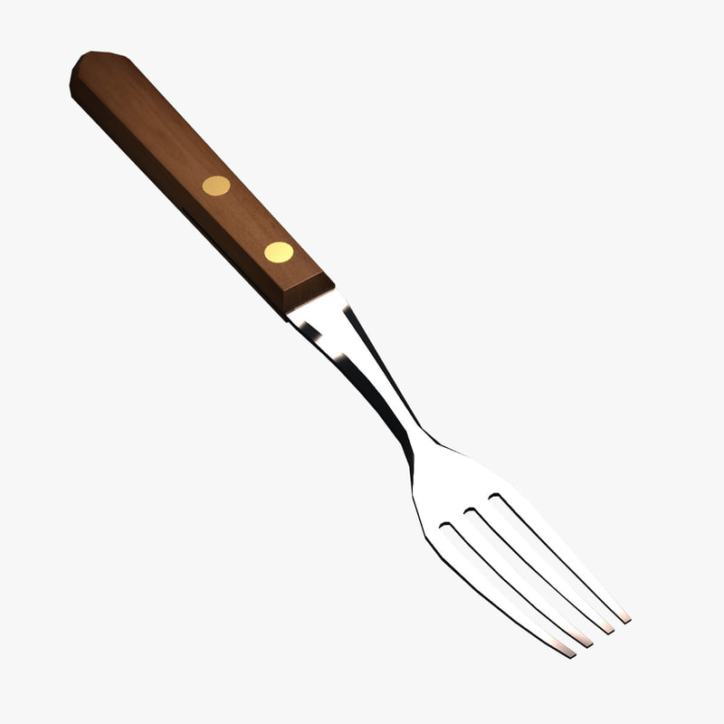 fork 3d 3ds