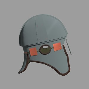 late roman cavalry 3d model