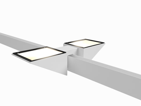 3d erco hi-trac track lighting