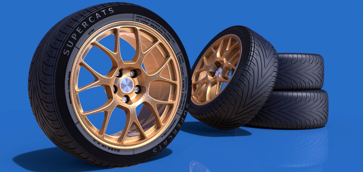 bbs alloy tyre max