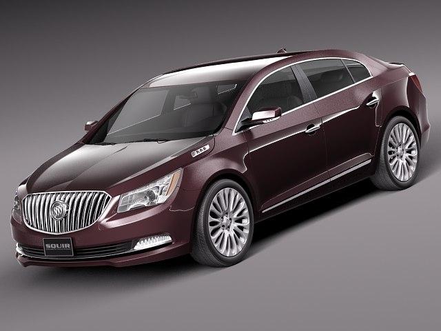 3d max 2013 2014 sedan luxury