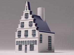 house ceramic dutch 3d max