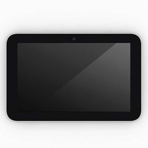 toshiba at300se tablet 3d model