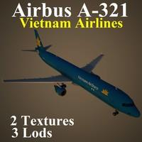 A321 HVN
