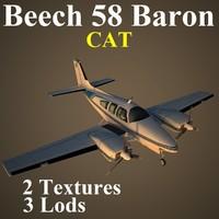 BE58 CAT
