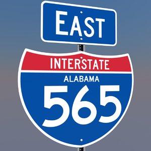 interstate 565 signs alabama c4d