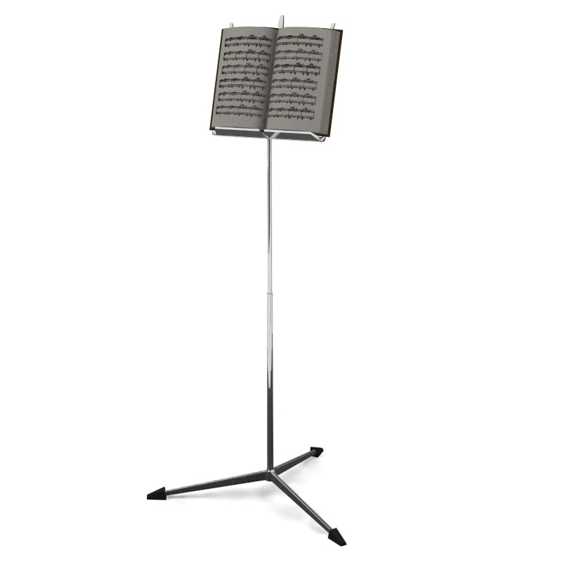 3d music stand