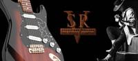 stratocaster 3d c4d