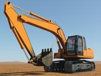 Excavator A