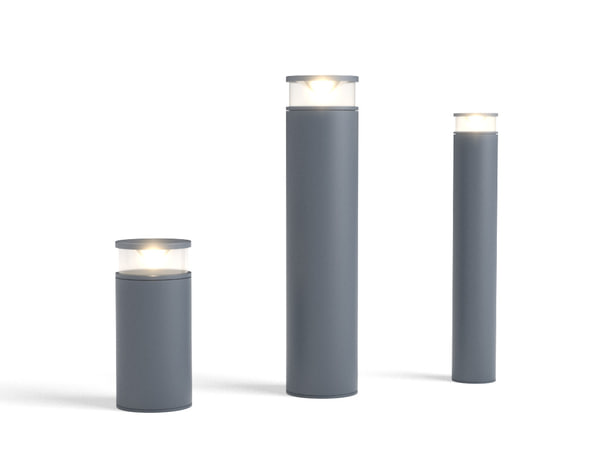 erco panorama bollard luminaire 3d model