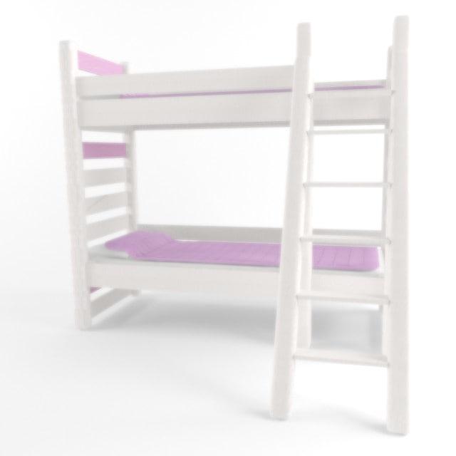 3d children s bunk bed
