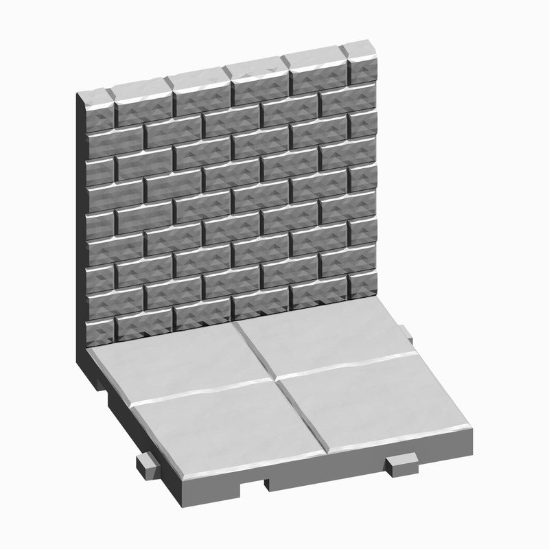Dungeon Tile Wall