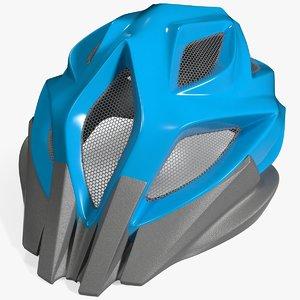 bicycle helmet 4 3d max