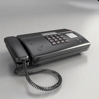 fax 3d 3ds