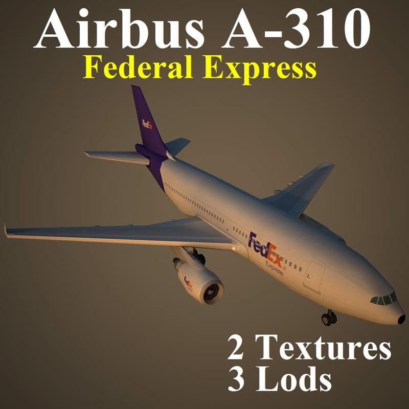 airbus fdx max