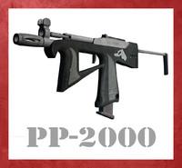 c4d modern pp-2000 machine gun