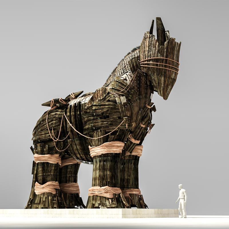 Trojan Horse Troy Max