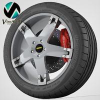 wheel momo storm 3d 3ds